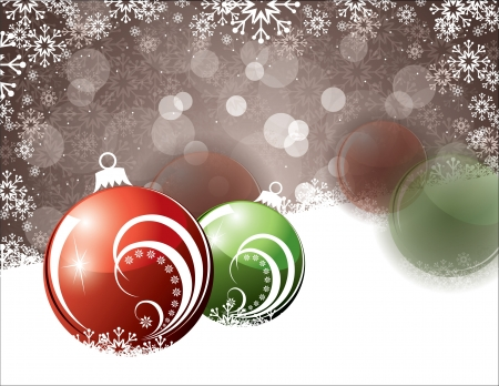 Christmas Background  Stock Vector - 15035796