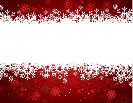 Christmas Background  Abstract Illustration  Vector
