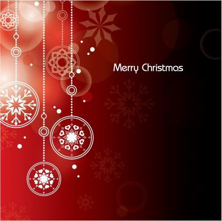 festive: Christmas Background  Abstract Illustration  Illustration