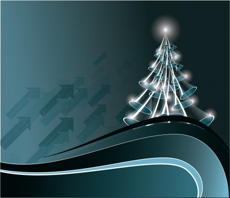 Christmas Background. Eps10 Format. Vector