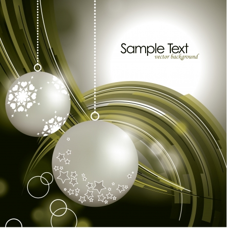 Christmas Background. Eps10 Format. Stock Vector - 15389286
