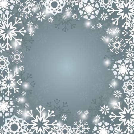 Christmas Background  Eps10 Format  Иллюстрация