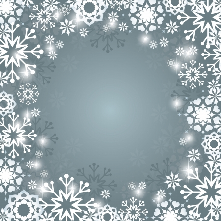 romance: Christmas Background  Eps10 Format  Illustration