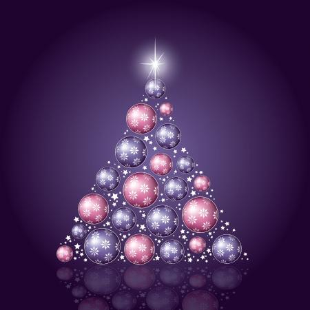 illuminate: Christmas Background  Eps10 Format  Illustration