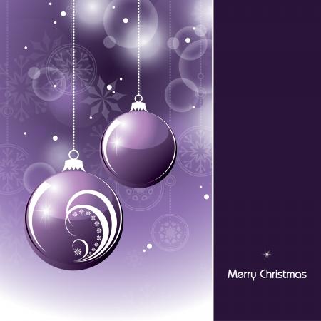 Christmas Background  Eps10 Format  Illustration