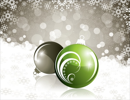 Christmas Background  Eps10 Format  Stock Vector - 15392609