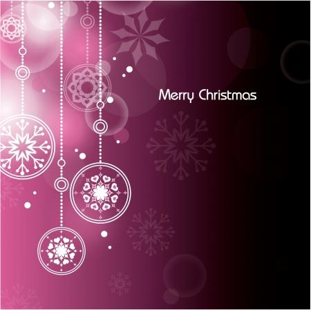 Christmas Background  Eps10 Format  Ilustrace