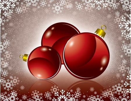 Christmas Background  Eps10 Format  Vector