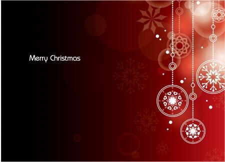 festive background: Christmas Background  Eps10 Format  Illustration