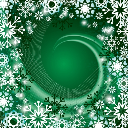 Christmas Background Stock Vector - 21711352