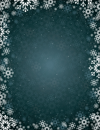 Christmas Background Stock Vector - 21711392