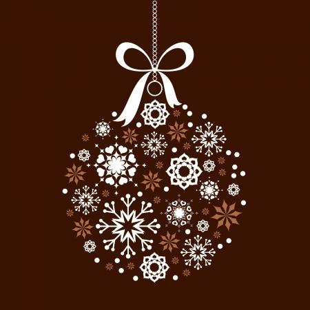 Christmas Background  Design  Ilustrace