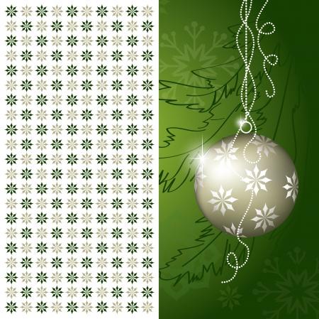 Christmas Background Design Stock Vector - 22318041