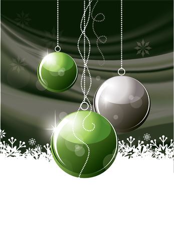 Christmas Background Stock Vector - 22318481