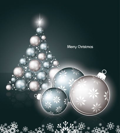 Christmas Background Stock Vector - 22318485