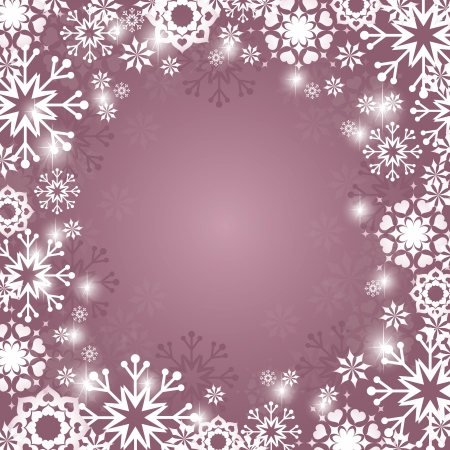 Christmas Background  Vector Illustration  向量圖像