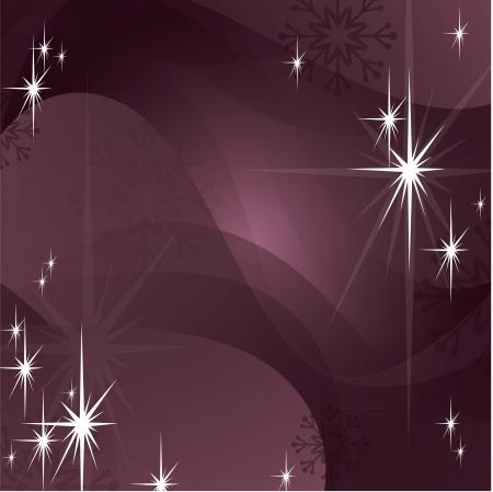 Christmas Background  Vector Illustration  Иллюстрация