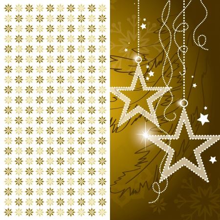 estrellas de navidad: Fondo De La Navidad