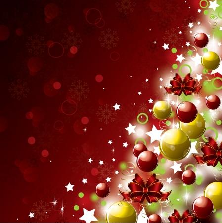 Christmas Background Banco de Imagens - 23533877