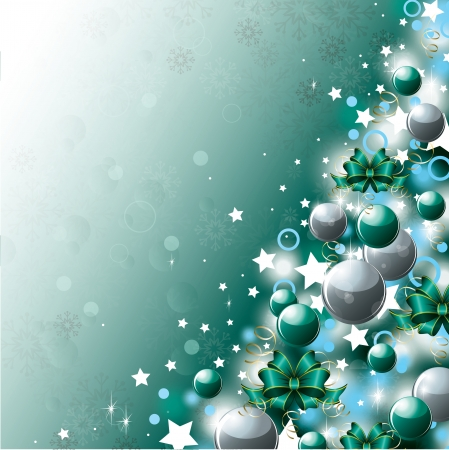 Christmas Background Stock Vector - 23533879
