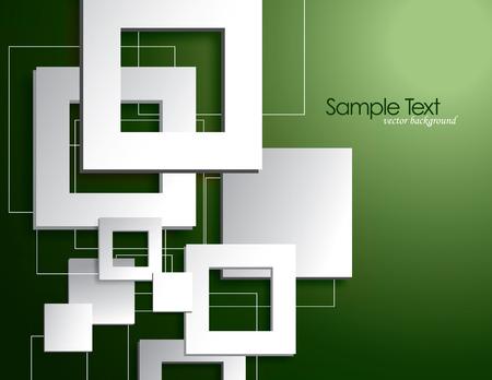 fondo cuadritos: Abstract vector background Squares