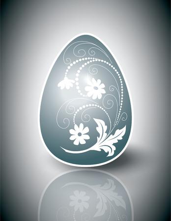 Easter Egg Illustration    Illustration