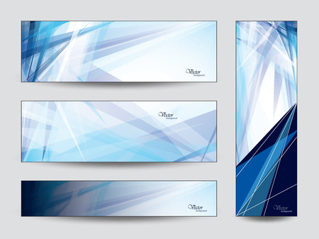 Collection of Vector Banners  Vector
