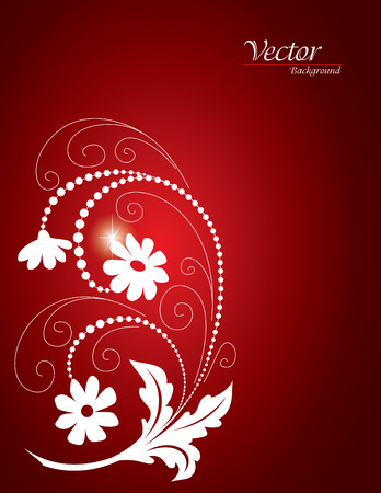florish: Abstract Floral Background