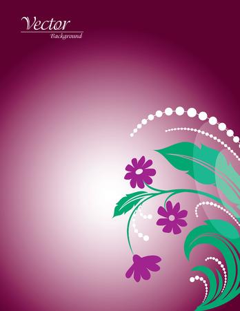 florish: Floral Background