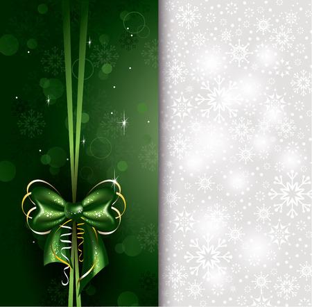 Christmas Background. Greeting Card. Illusztráció