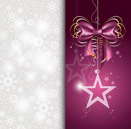 Christmas Background. Greeting Card. Çizim