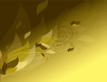 romantic: Abstract Diagonal Background with Leaves.