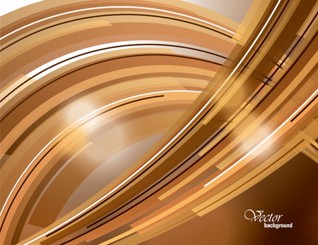 shiny background: Abstract Shiny Background. Vector Illustration with Sparkles. Illustration