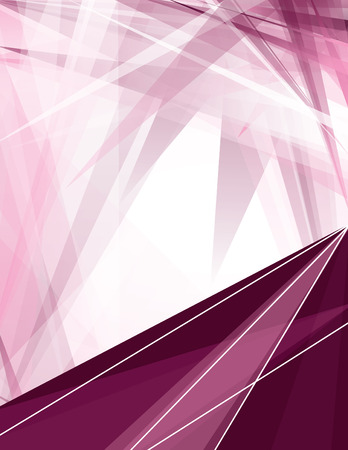 sharp: Abstract Background with Sharp Elements. Illustration