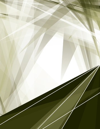 sharp: Abstract Green Background with Sharp Elements. Illustration