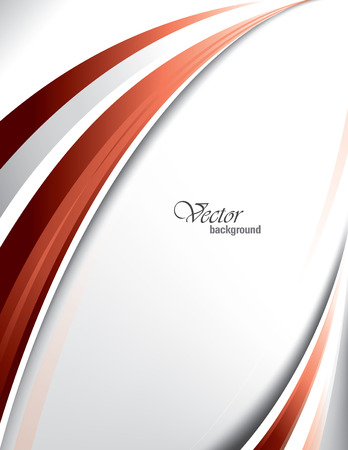 curve line: Vector Wavy Background.