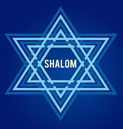 estrella de david: Símbolo de la Paz Estrella de David