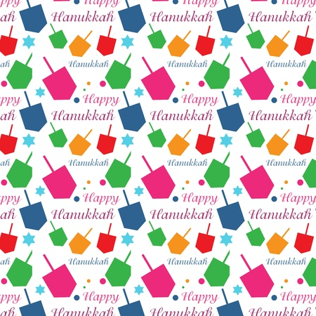 vector illustration of Hanukkah Stock Vector - 15996023