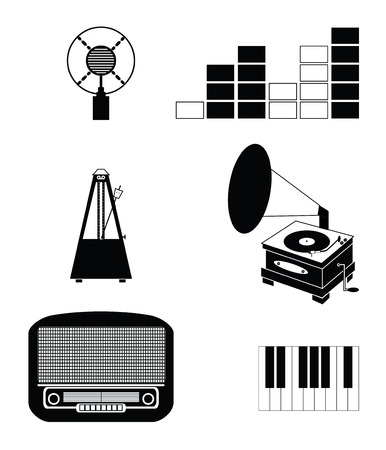 high volume: Music players and components vol 3 black and white including