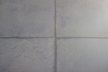 Beige floor tiles close up texture for kitchen or bathroom wall