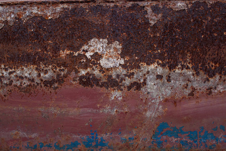 rusty metal texture: Grunge retro rusty metal texture or background Stock Photo