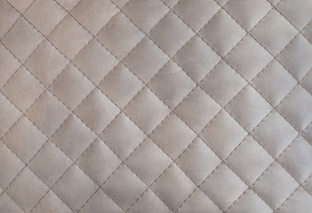 genuine leather: Texture of genuine leather upholstered furniture. Decorative background Stock Photo