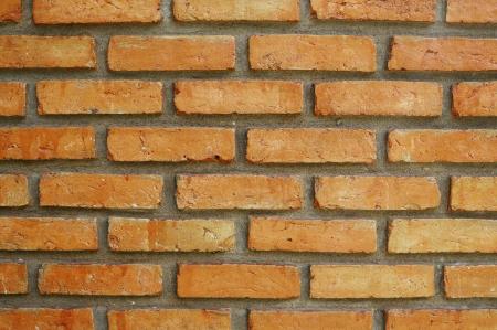 Pattern of brick wall