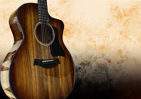 Western Acoustic Guitar