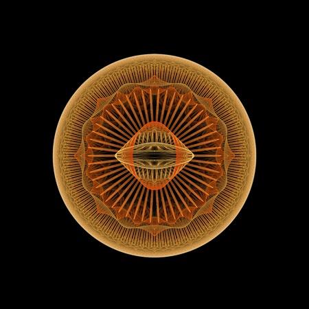 apophysis: Round Julian Fractal