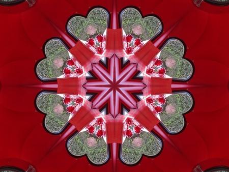 Heart Mandala photo