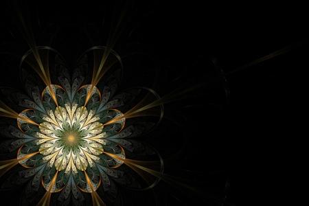 elliptic: Fractal Flower