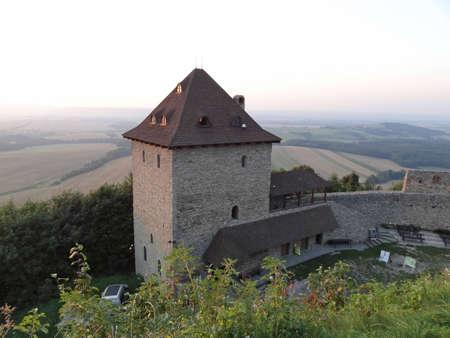 stary: Stary Jicin Castle in the Czech Republic