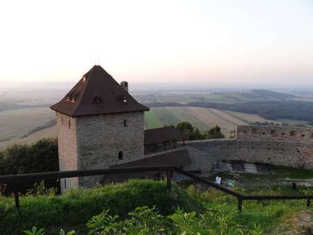 stary: Stary Jicin Castle, Czech Republic Editorial