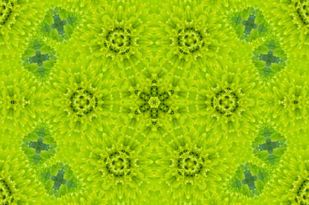 Green Mandala photo